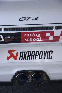 Akrapovic Racing Experience