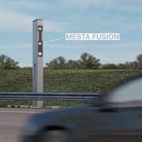 El radar definitivo ya multa en Francia: se llama Mesta Fusion y detecta simultáneamente hasta once infracciones