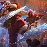 La versión navideña de ARURF ya está disponible en el League of Legends