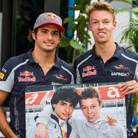 """Toro Rosso renueva y marca terreno: """"¡Dejadlos!, son nuestros"""""""