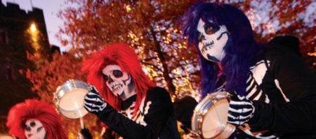 Halloween de Irlanda al mundo