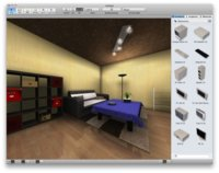 Diseño de interiores para Mac OS X con MyFourWalls