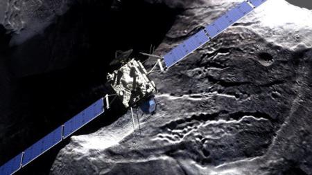 Histórico: Philae llega a la superficie del cometa 67P con éxito [Actualizado]