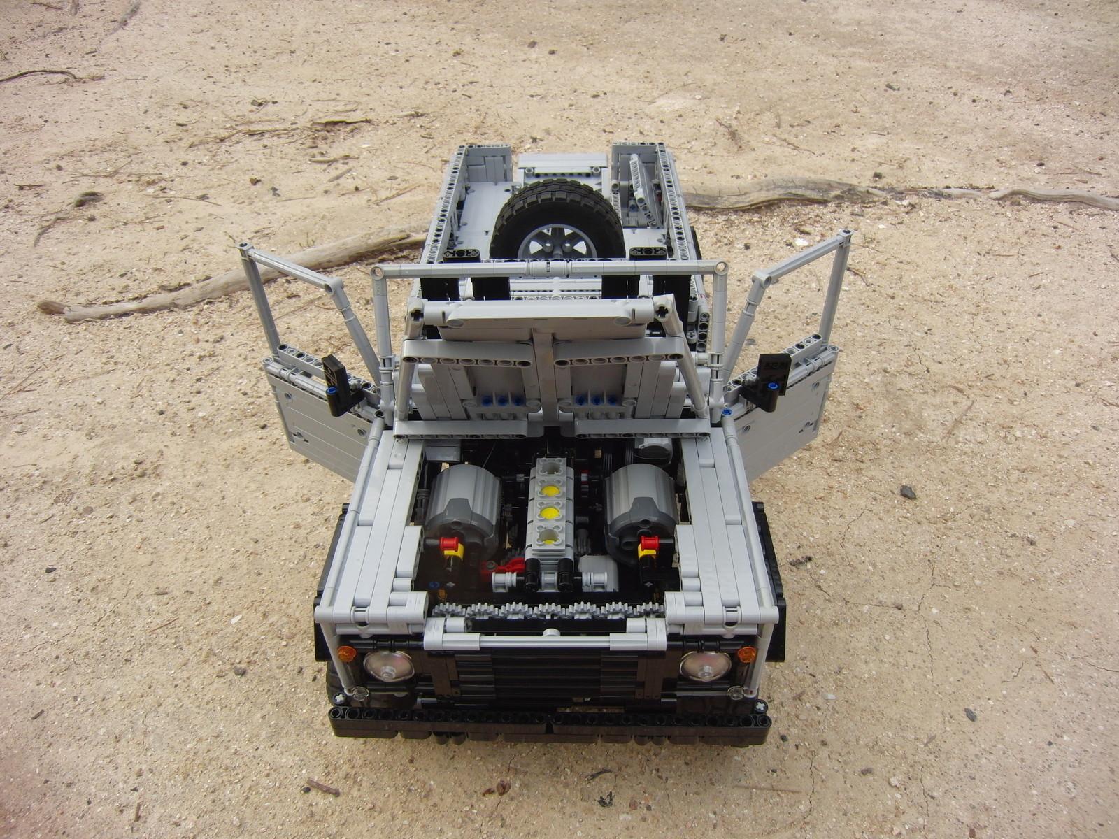 Foto de Diseños de Sheepo en Lego (15/37)