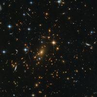 Esta imagen captada por el Hubble ha sido transformada por la NASA en... música
