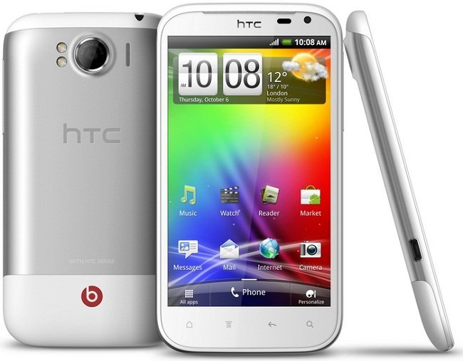 Precios HTC Sensation XL con Orange