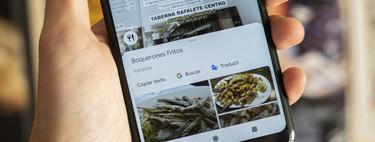 Google Maps ya es capaz de vincular la carta de un restaurante con fotos de los platos gracias a Google Lens: lo probamos