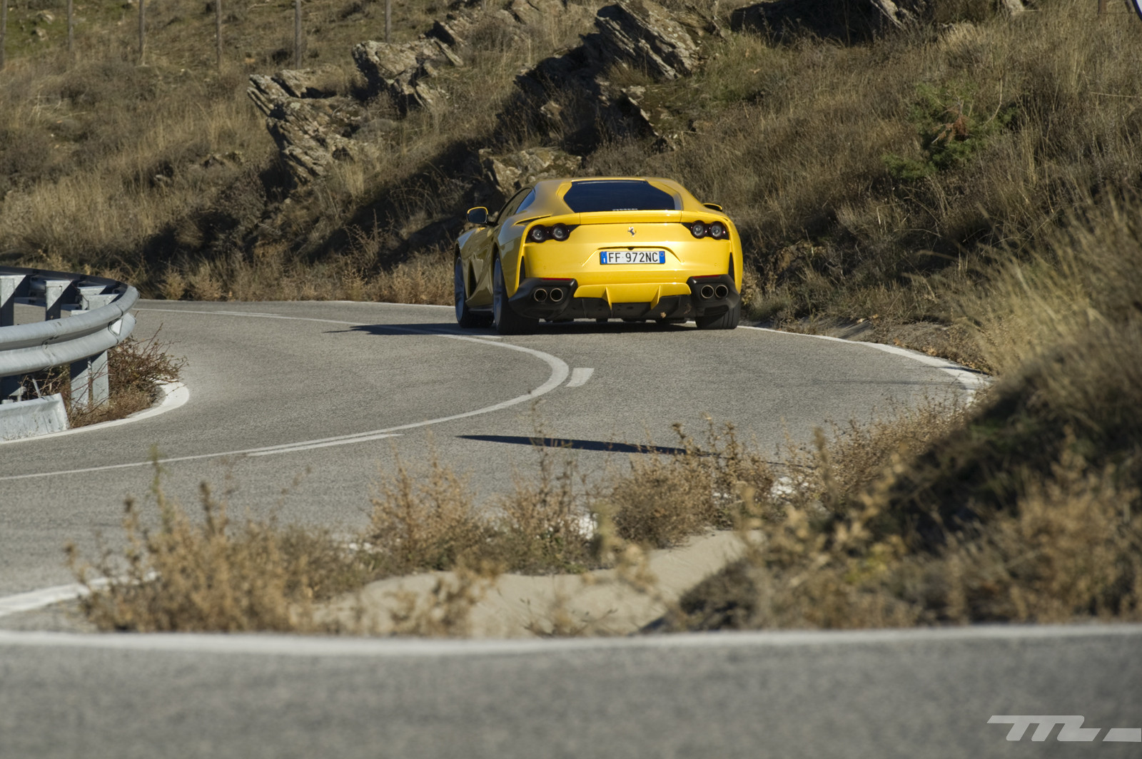 Foto de Ferrari 812 Superfast (prueba) (28/55)