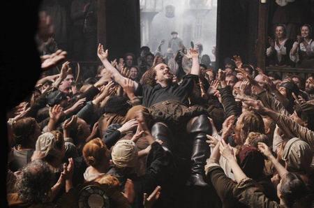 'Anonymous', Shakespeare, el analfabeto putero