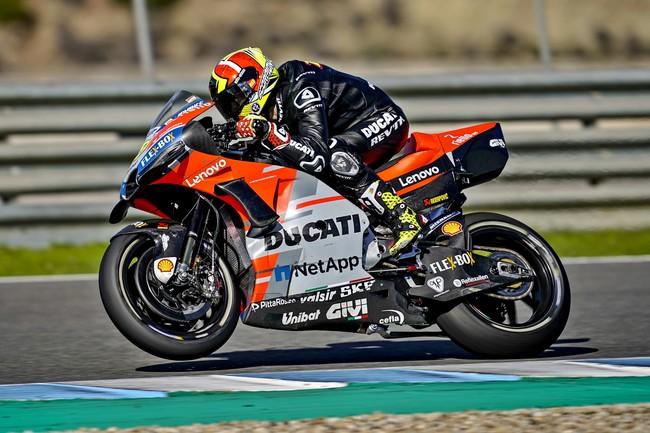 Más alerones, otra caja y un tirante misterioso. Ducati está buscando la perfección en MotoGP