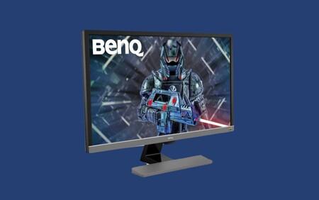 Puedes hacerte con este monitor gaming Ultra HD de BenQ por poco más de 200 euros en Amazon: una oferta que hace que roce su mínimo histórico