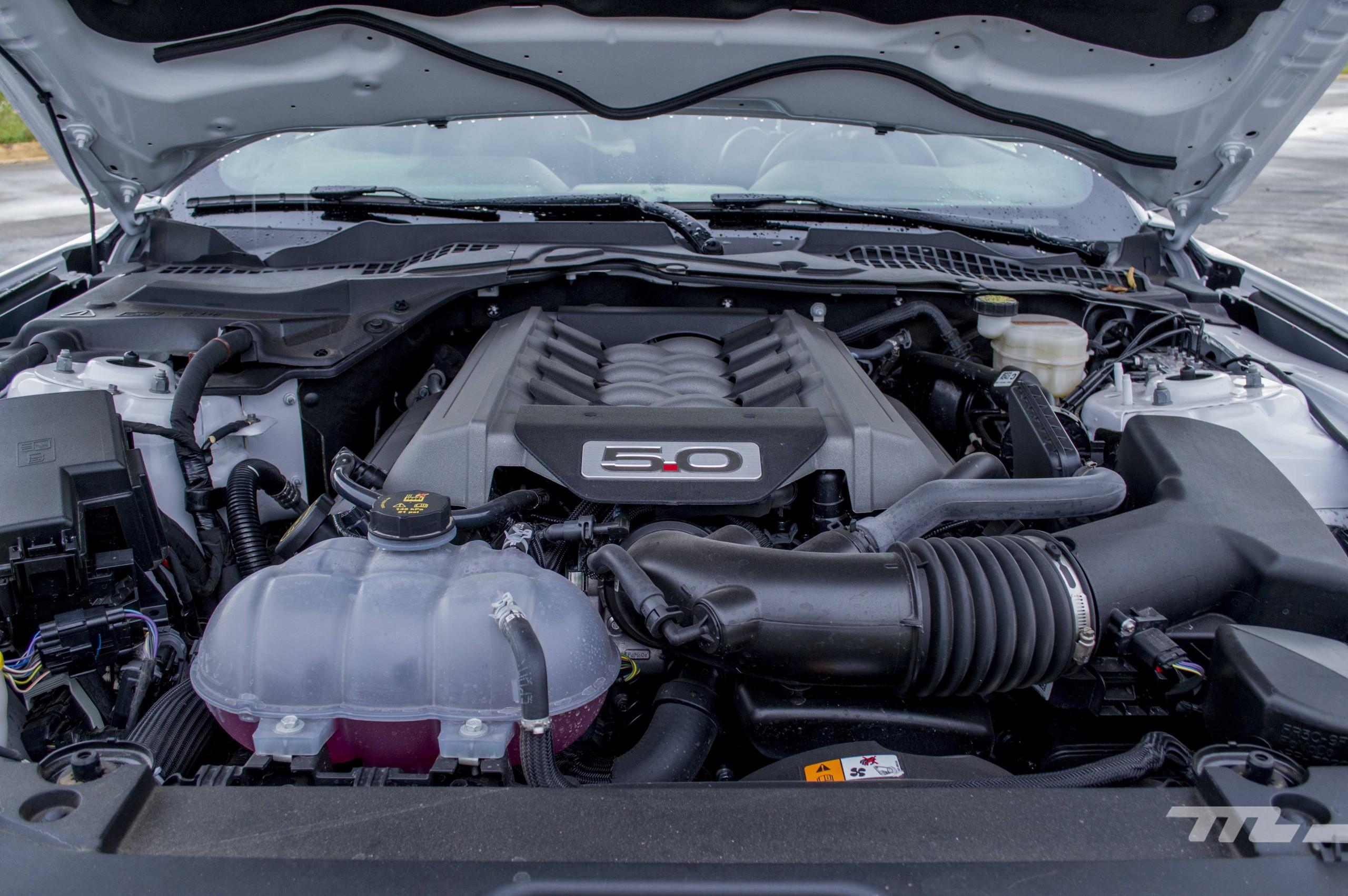 Foto de Ford Mustang GT V8 (17/22)