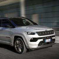 El Jeep Compass 2022 se estrena en Europa, con una transformación interior que también veremos en América