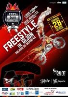 Copa Burn de Freestyle de Gijón, el 28 de diciembre nos vemos las caras