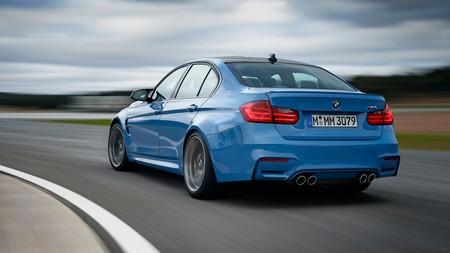 La nueva generación del BMW M3 tendrá caja manual y también podría tener una versión con tracción trasera