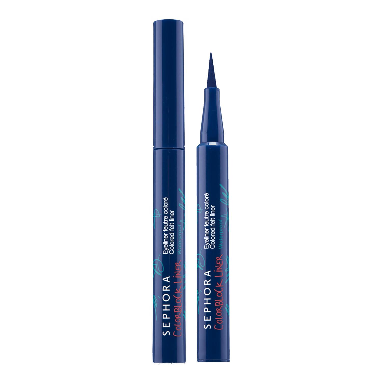 Eyeliner Colorblock waterproof