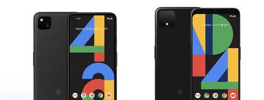 Google Pixel 4a vs Pixel 4: todas las diferencias entre las dos gamas de smartphones de Google