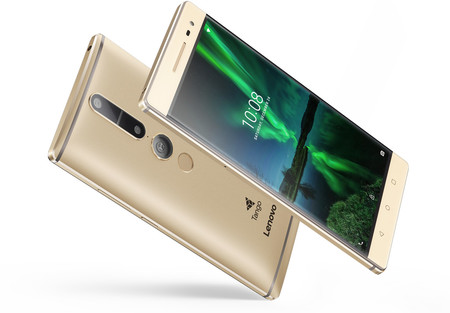 Lenovo Phab 2 Pro, el primer móvil con la tecnología de realidad aumentada Tango de Google llega a México