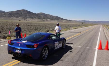 Ferrari 458 Silver State Challenge