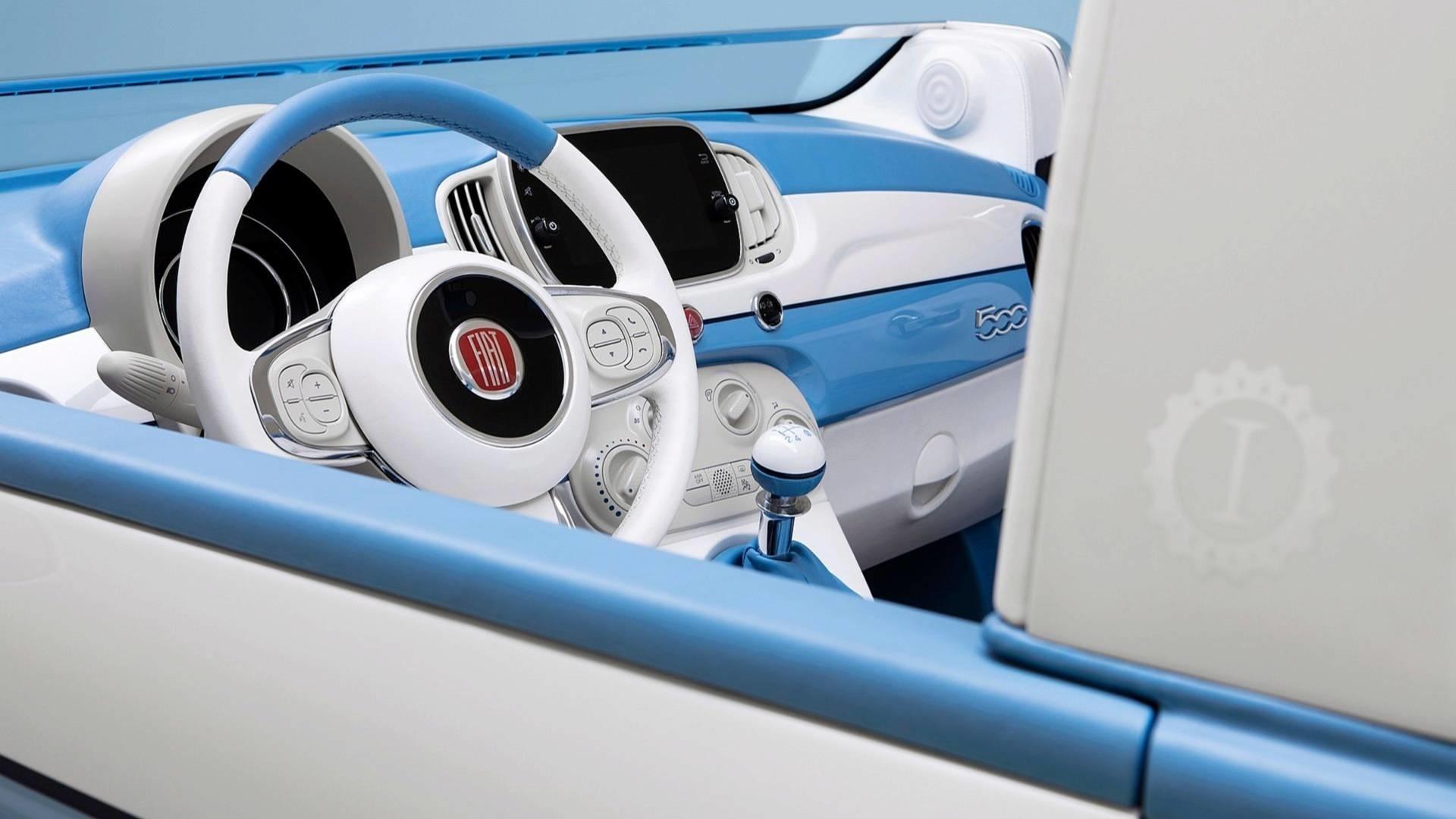 Foto de Fiat 500 Spiaggina by Garage Italia (8/13)