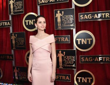 Premios SAG 2015, las mejor vestidas de la alfombra roja