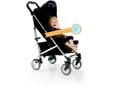 Eye Baby: señal de seguridad para cruzar la calle con el cochecito del bebé