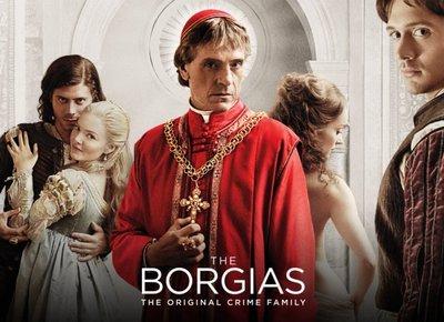 Telecinco se hace con 'Los Borgia', 'Cheers', 'Sexo en Nueva York' y 'Chaos'