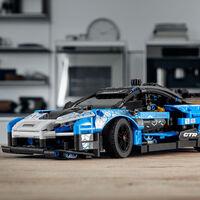 McLaren Senna GTR, por fin en LEGO, ¡y es más barato que el Bugatti Chiron!