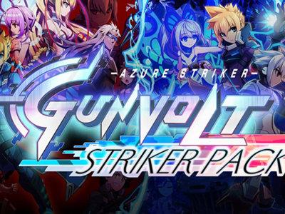Azure Striker Gunvolt 2 llegará en septiembre y por partida doble