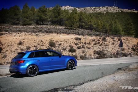 Audi RS3 Sportback Prueba
