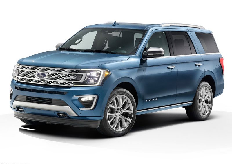Foto de Ford Expedition 2018 (17/22)