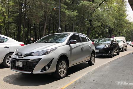 Toyota Prius C Vs Toyota Yaris Hatchback 3