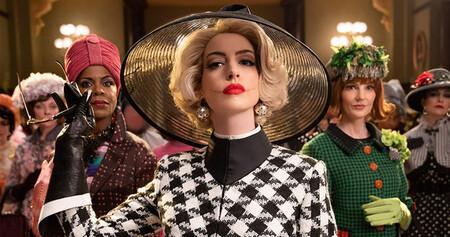 Anne Hathaway tiene nuestro disfraz favorito en el remake de 'Las brujas', la película más esperada de este Halloween