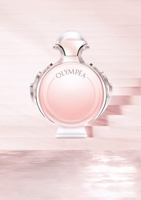 El verano nos trae nuevos aromas, y Olympéa Aqua de Paco Rabanne es la prueba