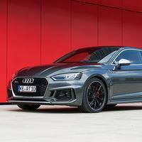 El nuevo Audi RS 5 tiene la misma potencia que antes, pero ABT Sportsline lo soluciona rápidamente