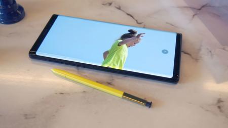 El Note 9, junto al nuevo S Pen