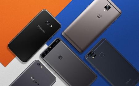 Los 7 mejores smartphones que puedes comprar en México por 11,000 pesos o menos (Edición 2017)