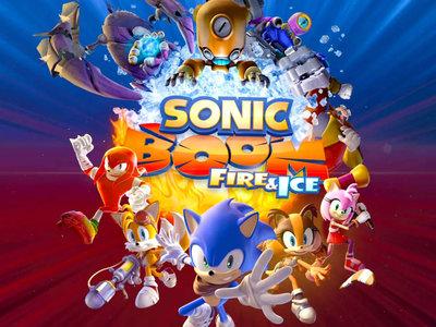 Análisis de Sonic Boom Fuego y Hielo: un Sonic regulero y un plataformas divertido