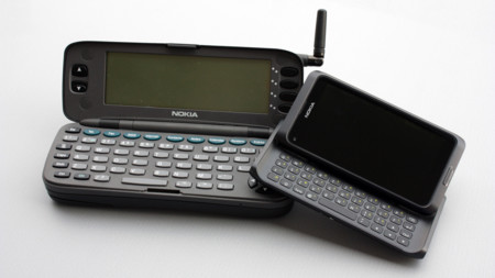 Nokia 9000 Communicator y Nokia E7
