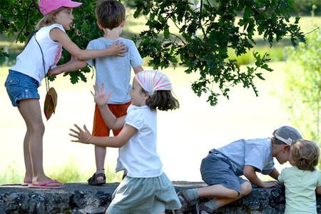 Los niños pequeños saben compartir, pero no quieren hacerlo