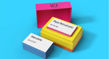 Cómo exportar todos tus contactos como archivo VCF en Android