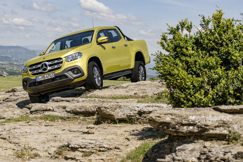 Foto de Mercedes-Benz Clase X Progressive (12/43)
