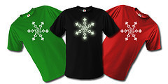Command Key Snowflake otra camiseta de MacMerc