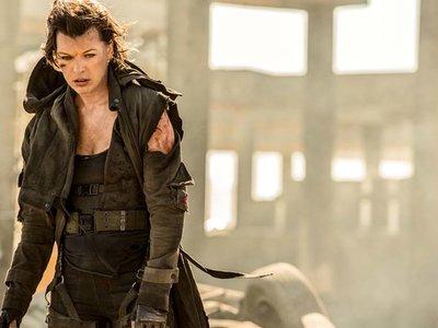 Resident Evil: The Final Chapter presenta su segundo trailer