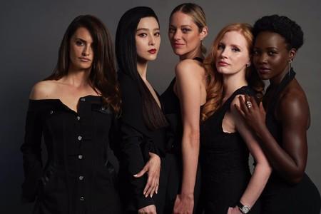 Jessica Chastain, Penélope Cruz, Marion Cotillard, Lupita Nyong'o y Fan Bingbing en un thriller de espías que necesitamos ya