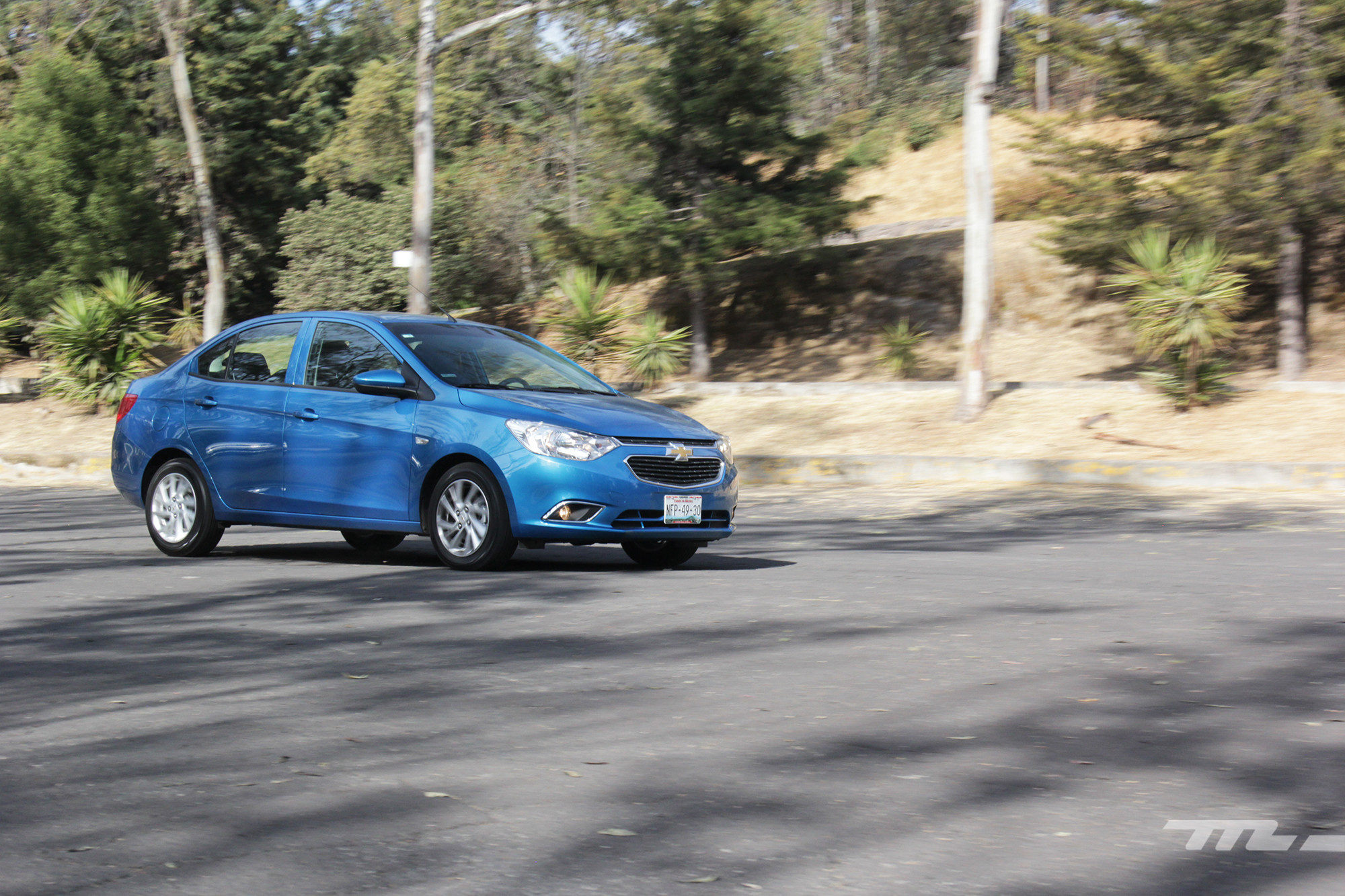 Foto de Chevrolet Aveo 2018 (prueba) (3/11)
