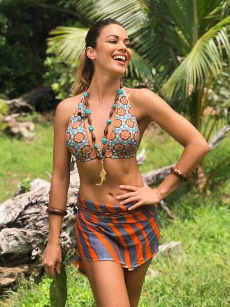 Lara Alvarez Looks De Playa 3