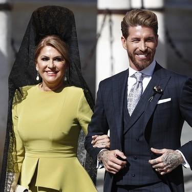 El traje de novio de Sergio Ramos en su boda con Pilar Rubio, todo un acierto