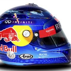 Foto 20 de 23 de la galería cascos-de-la-parrilla-de-formula-1-2013 en Motorpasión F1