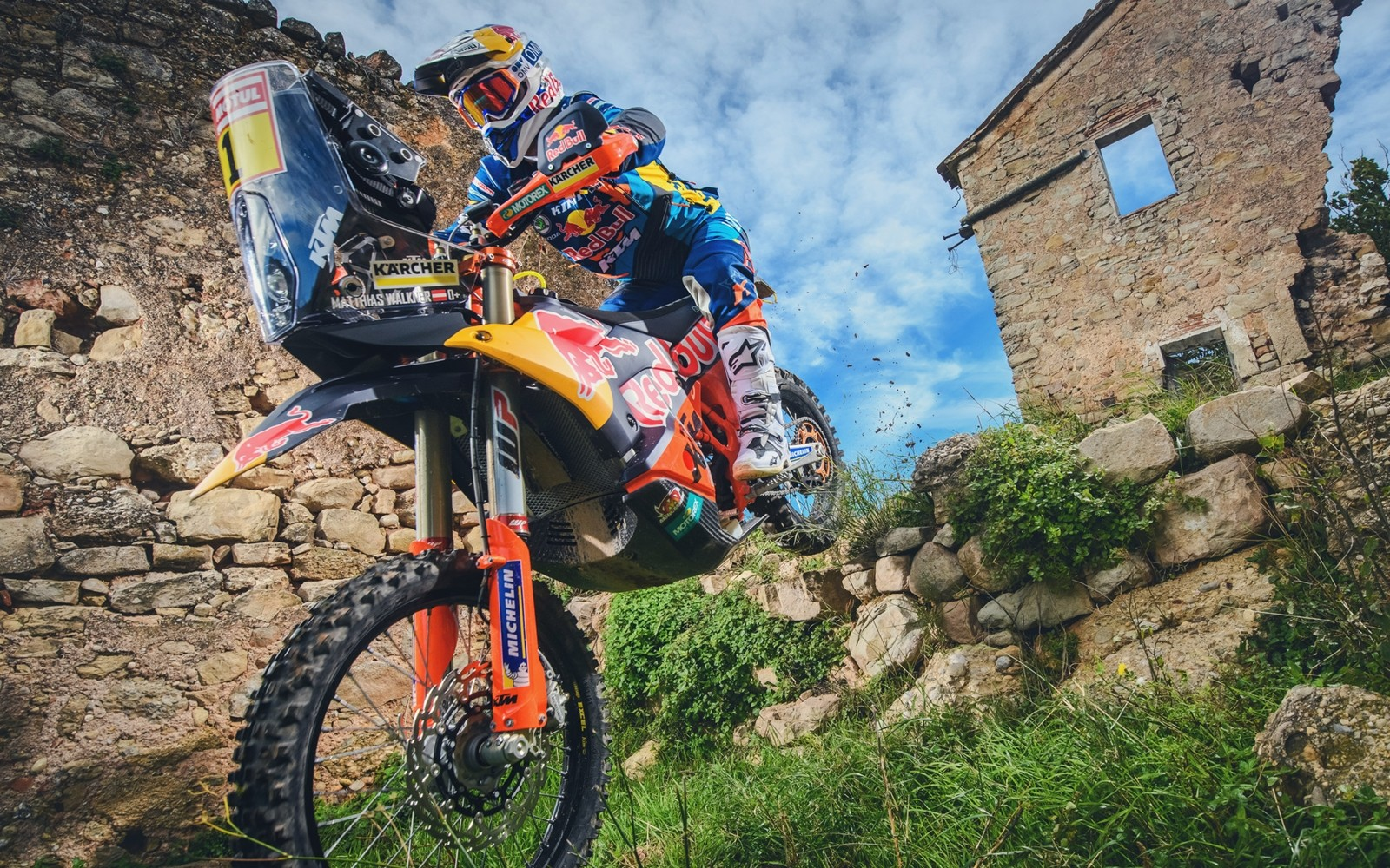 Foto de KTM 450 Rally Dakar 2019 (66/116)